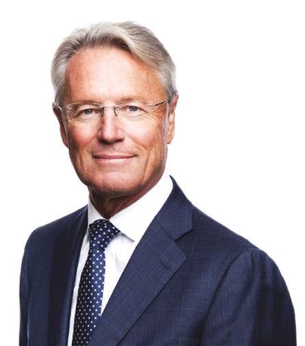 Björn Rosengren, President, Sandvik