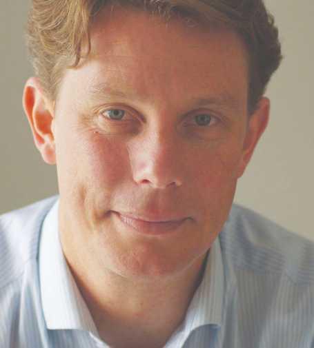 Jon Robertson, Managing Director, Saab Seaeye