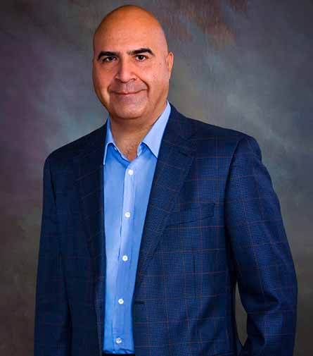 Caesar Eghtesadi, Ph.D., President, Tech for All (TFA)