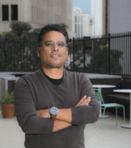 David Valdez, Co-Founder & CEO, Auximiti