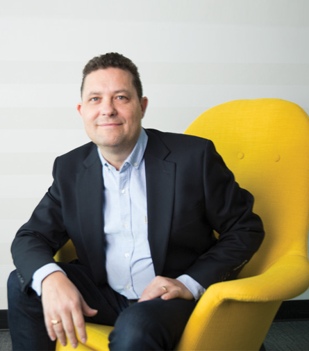 Axel Hammar, Founder and CEO, Smart Sensor Devices