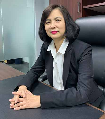 Caterin Widjaja, President and Director, PT Growth Asia