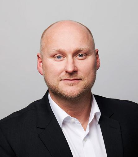 Carsten Funke, CEO, Picavi
