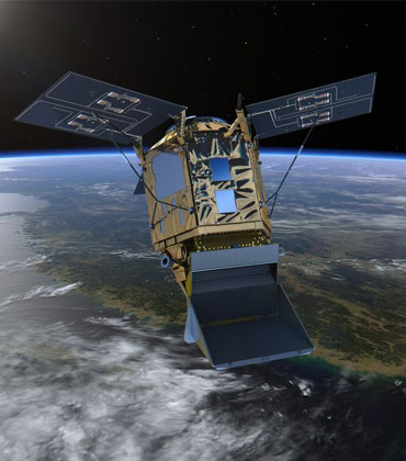 What Makes Nanosatellites Suitable to Study Climate Change?