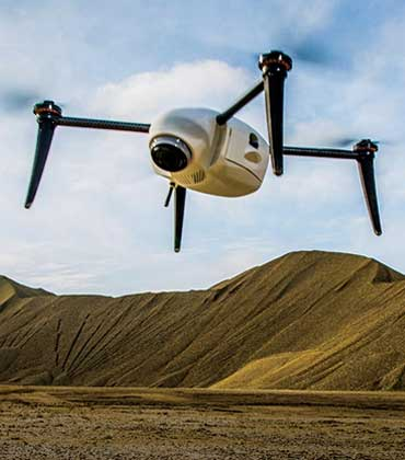 Could Drones Be a threat to Enterprise Security?
