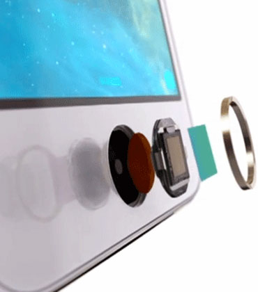 Capacitive Fingerprint Sensors- Creates a New Era in the World of Smartphones
