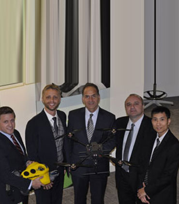 Leveraging Drones to Increase Safety and Productivity