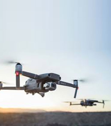 How can Drones Help CIOs Replace Human Labor across Industries?