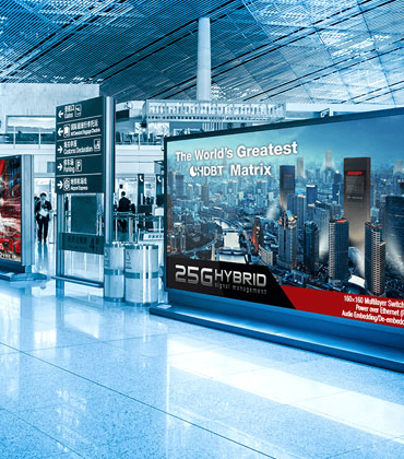 Setting up an Effective Indoor Digital Signage