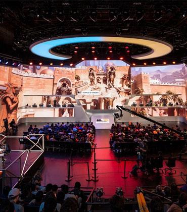 What do AV Technologies Contribute to eSports?