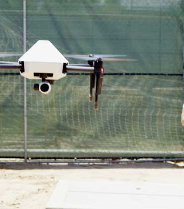 The Adoption of Drones in Construction Enterprise