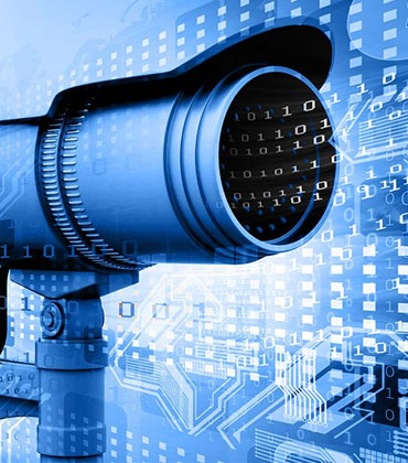 Addressing Cybersecurity Threats with advanced Video Surveillance