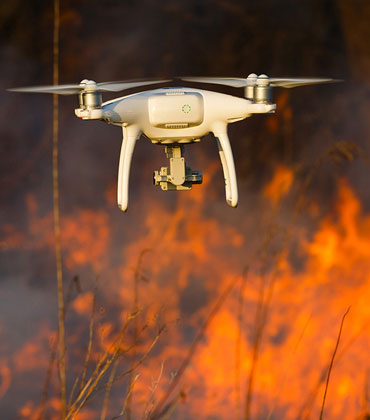 How Drones can Empower Rescue Missions?