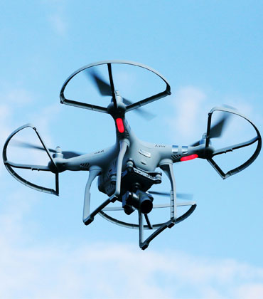 How Do Sizes of Drones Control its Applications?