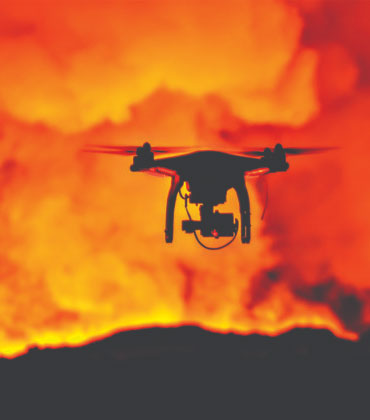 How can Drones Help in Fire-Protection?