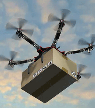 The Bahamas Sees the First ever Long-range Delivery through Drones