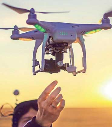 How Can Drones Be Dangerous for Enterprise Security?