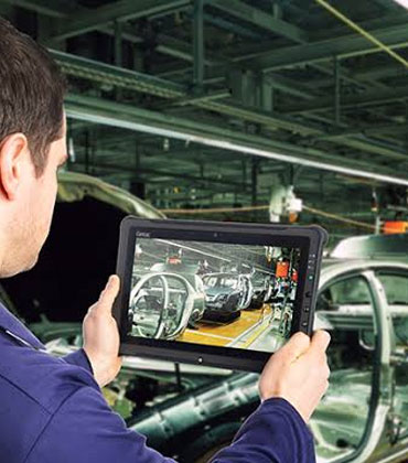 Why are Rugged Devices Essential for Manufacturers?