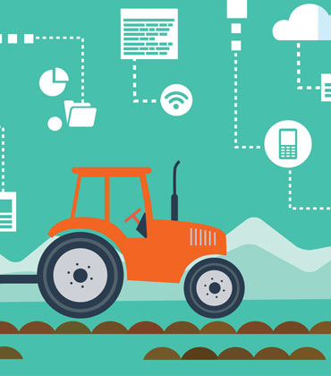 Agricultural Apps Benefits Farmers in One Click