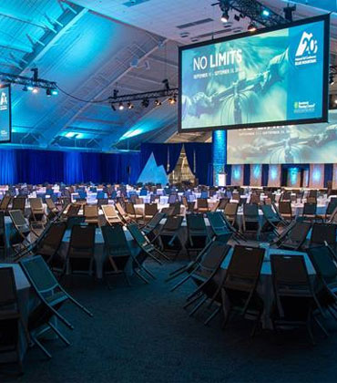 Top 3 Audio Visual Trends for Event Pros