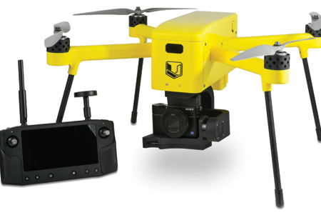 UAV Manufacturer Union Robotics and Software Developer Solex have Joined Forces
