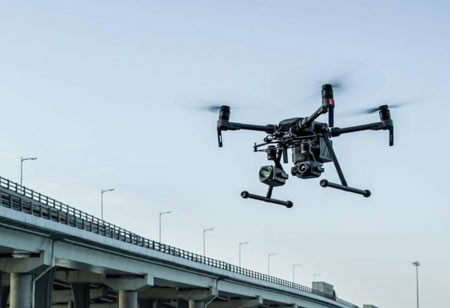 How Adopting Drone Technology Benefits Enterprises?