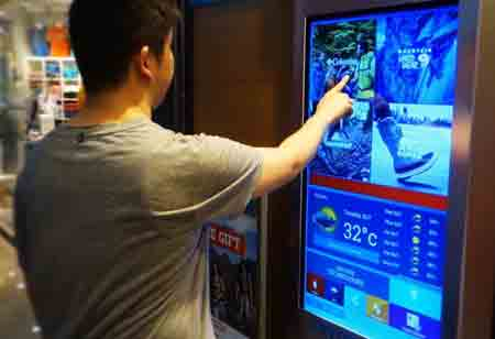 4 Significant Benefits of Touch Screen Kiosks Every Enterprise Should Know