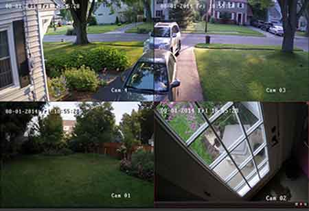 Home Video Surveillance: An Integrated Part of the Smart Home