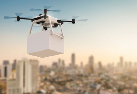 How are Drones Redefining Supply Chain Management?