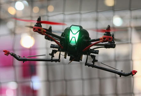 How Drones Benefit from Semiconductor Innovations