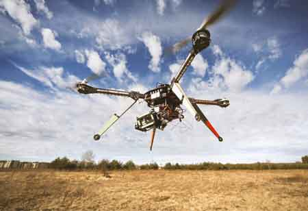 How Drones Contribute to Weather Prediction