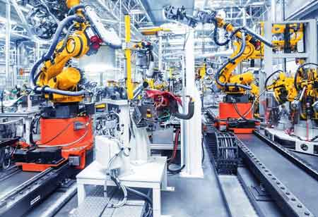 How Robotics is Benefitting Industrial Automation