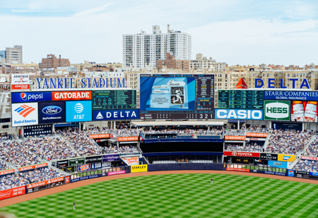 How Digital Signage has Attracted Fans to the Stadiums