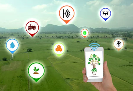 Smart Farming transformed agriculture, learn how