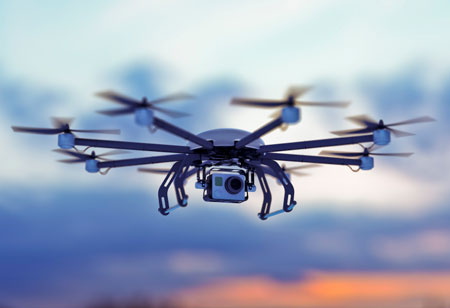 Drones: The Next Big Technological Rumble in Construction Industry