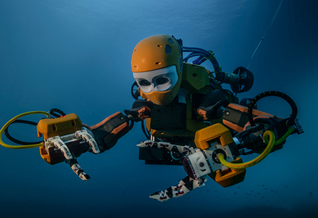 Robotics: Exploring the Depth of Oceans