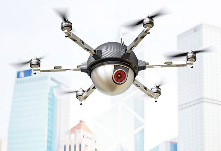 4 Drone Advancements for CIOs to Gear up Law Enforcement