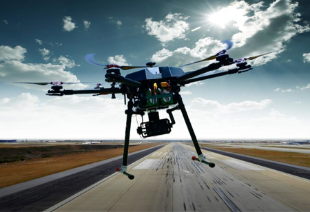 How Adopting Drones Helps the Industrial Sector