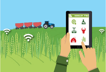 How Can IT Industry Help in Smart Agriculture?