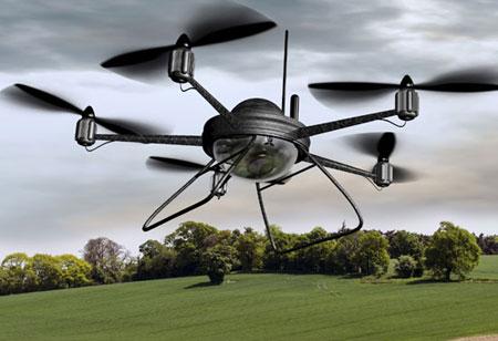 A glimpse of future through Drones