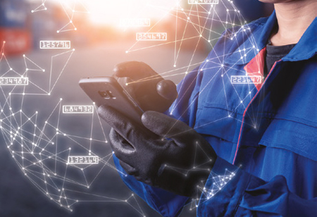 The Role of IOT in Supply Chain Visibility