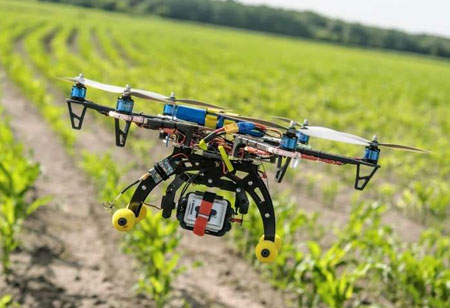 Why Satellites and Drones are Farmers' Favorites?