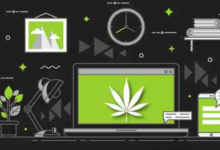 How Digital Signage is Improvising the Marijuana Dispensaries