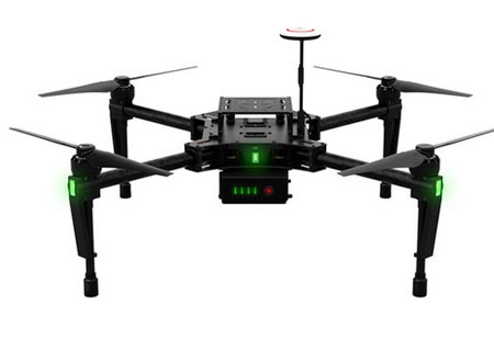 GE Aviation and Auterion develop All-in-one Platform for Commercial Drones