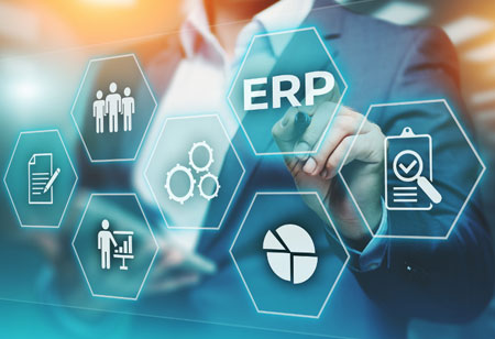Upgraded ERP platforms for a Seamless and Streamline Growth of Enterprises