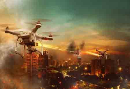 Why Should Enterprises Adopt Drones For Improved Security?