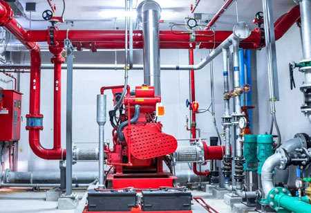 Fire Safety in Smart Buildings: Better Safe than Sorry!