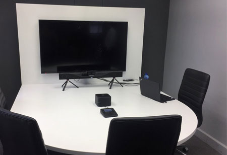 New Display Control System Automating Meeting Spaces