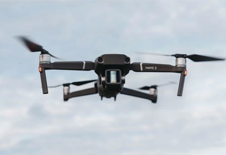 How Will Drones Revolutionize the Enterprises in 2020?