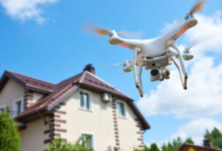 How Real Estate can Potentially Benefit from Drones